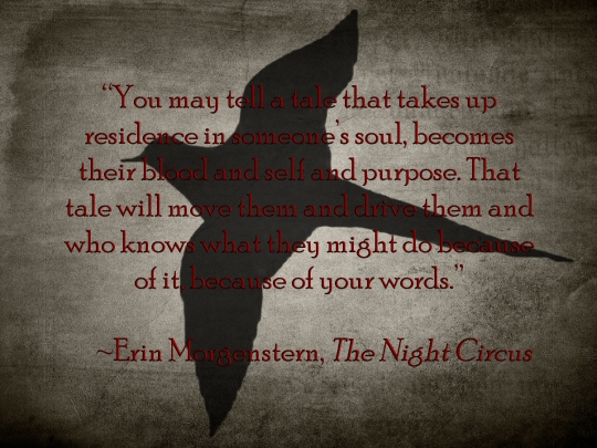night circus quote